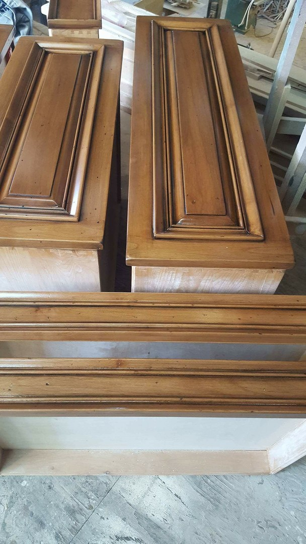San Diego Construction Bespoke Cabinet Project