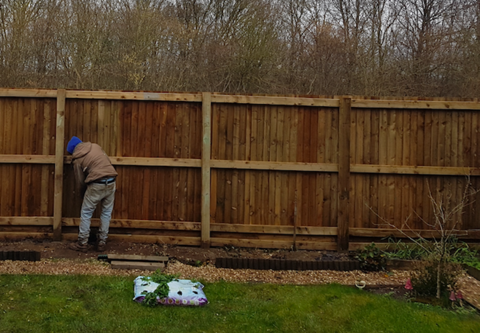 K&A'S MAINTENANCE Fencing